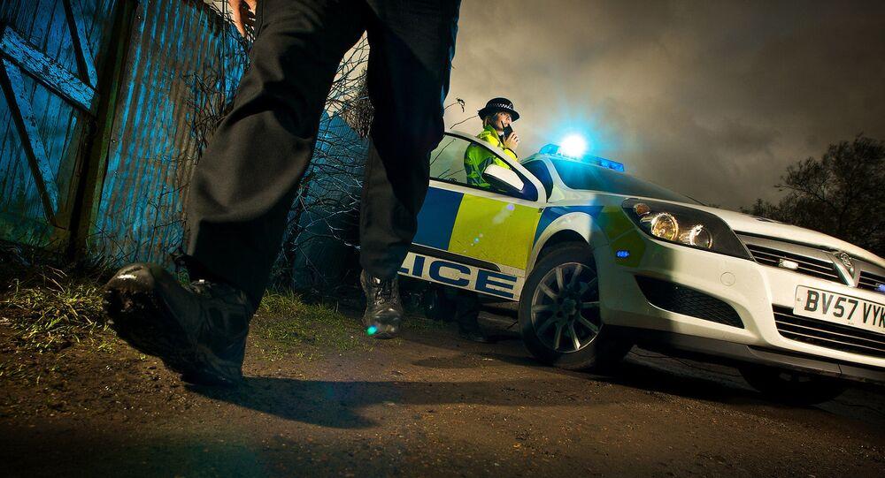 La police britannique / image d'illustration