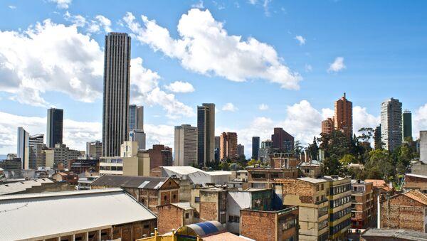 Bogotá, la capital de Colombia - Sputnik France