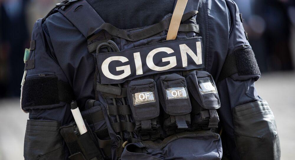 GIGN, image d'illustration