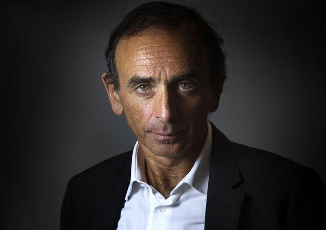 Éric Zemmour, image d'illustration