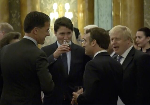 Trudeau et Macron