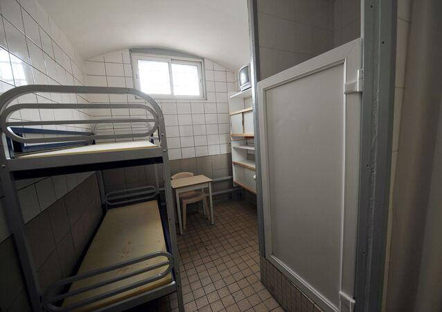 Сellule d'une prison (image d'illustration)