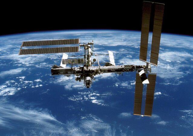 ISS, image d'illustration