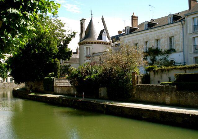 Montargis, dans le Loiret, France (image d'illustration)