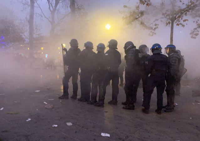 Paris, 5 décembre 2019