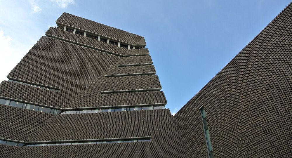 Le musée Tate Modern de Londres