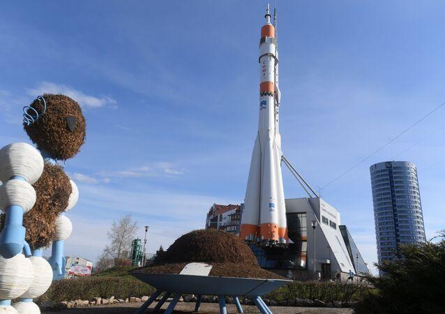 Un musée de l'espace à Samara