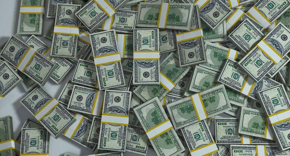 Dollars, image d'illustration