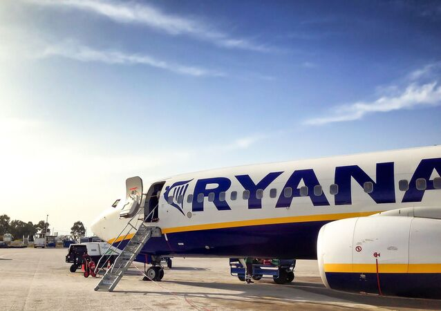Ryanair, image d'illustration