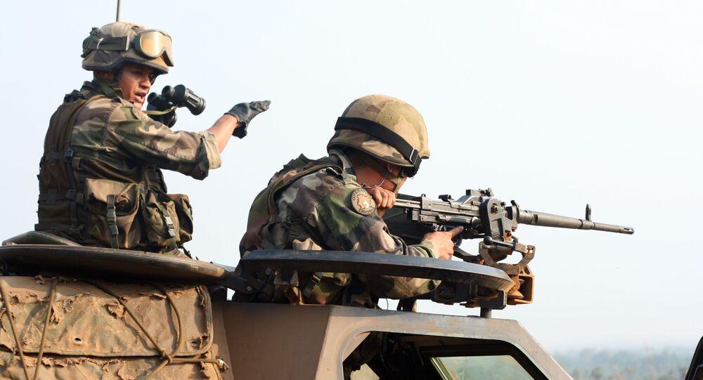 Militaire de l'Armée de Terre