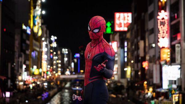 Spider-Man - Sputnik France