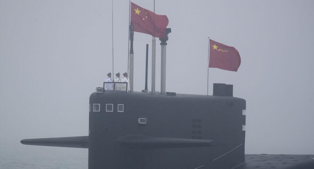 Sous-marin de la classe Jin