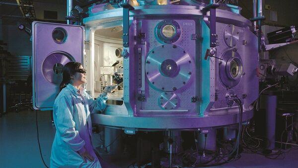 Dans un laboratoire, image d'illustration - Sputnik France