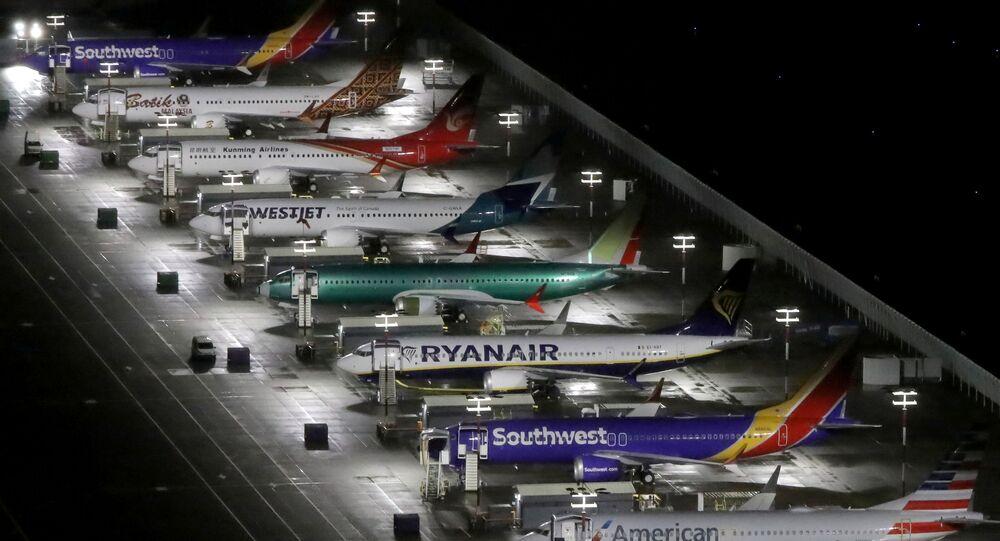 Les Boeing 737 MAX