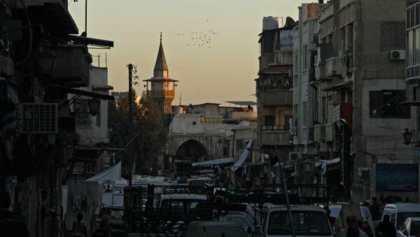 Damas, image d'illustration  - Sputnik France