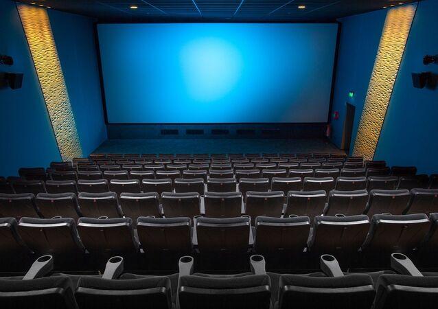 Salle de cinéma (image d'illustration)