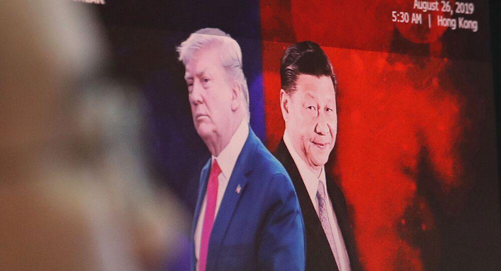 Trump aurait demandé au président chinois de l'aider à remporter les élections