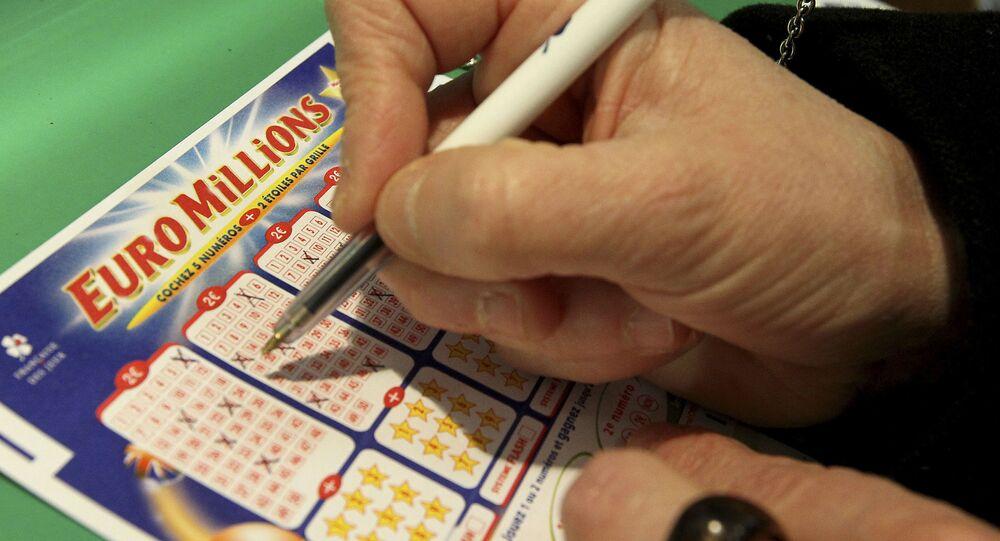 Une loterie (image d'illustration)