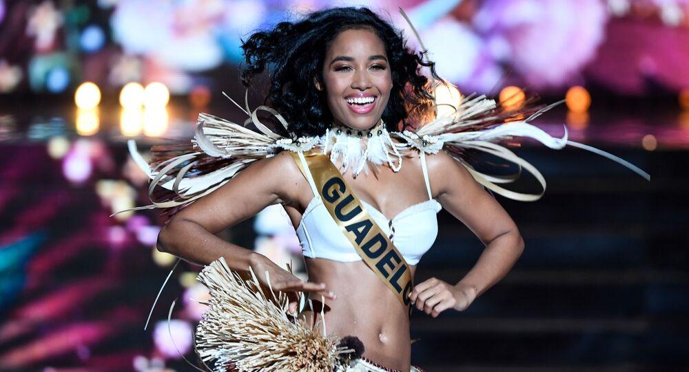 Miss France 2020, remportée par la Guadeloupéenne Clémence Botino.