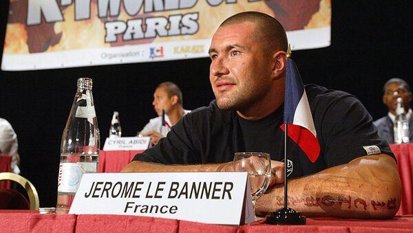 Jérôme Le Banner - Sputnik France