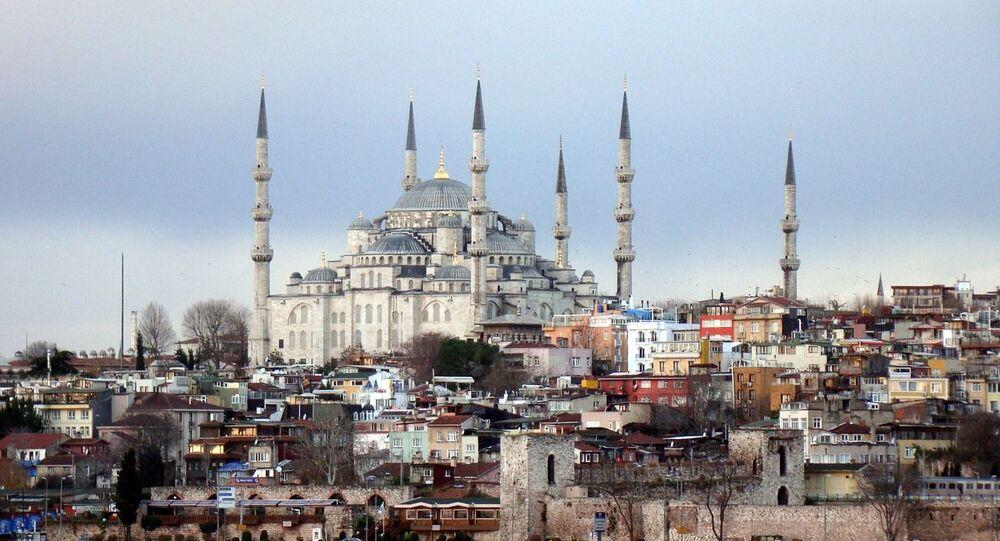 Istambul, image d'illustration