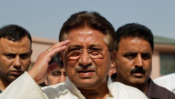Pervez Musharraf  - Sputnik France