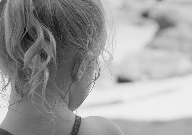 Petite fille (image d'illustration)