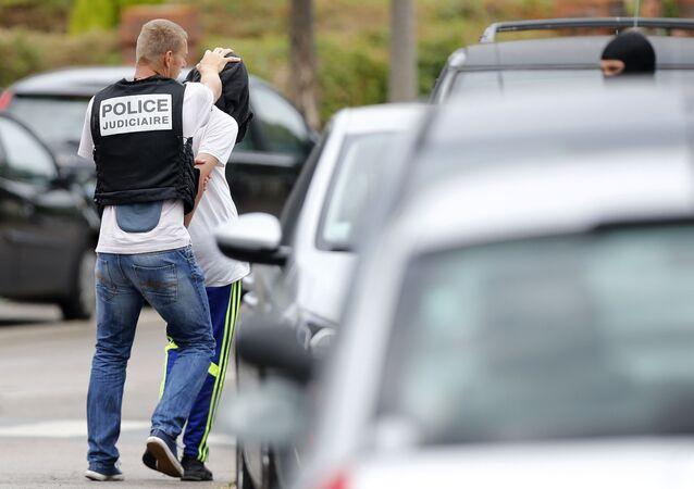 Arrestation (image d'illustration)