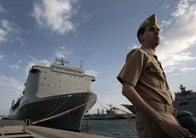 Base navale de Rota (photo d'archive)