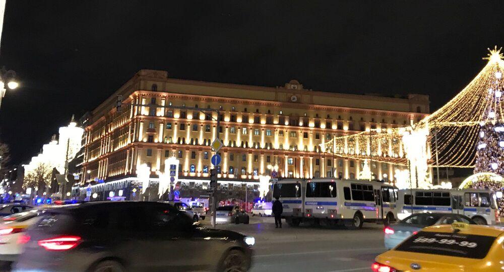 Fusillade près du siège du FSB à Moscou