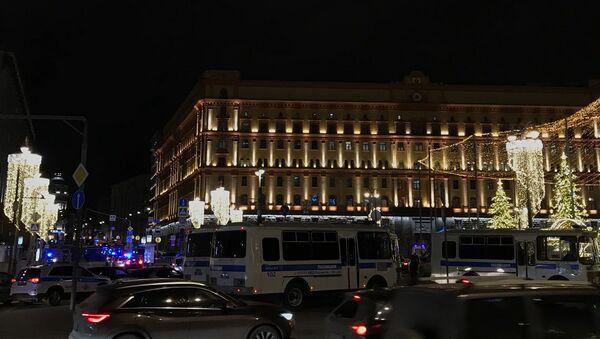 Fusillade près du siège du FSB à Moscou - Sputnik France