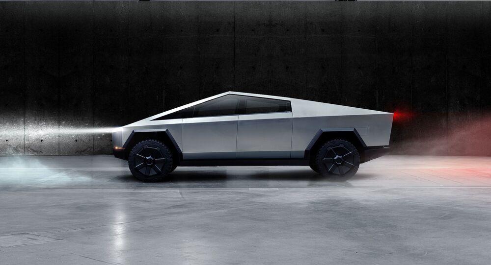Cybertruck, nueva camioneta de Tesla