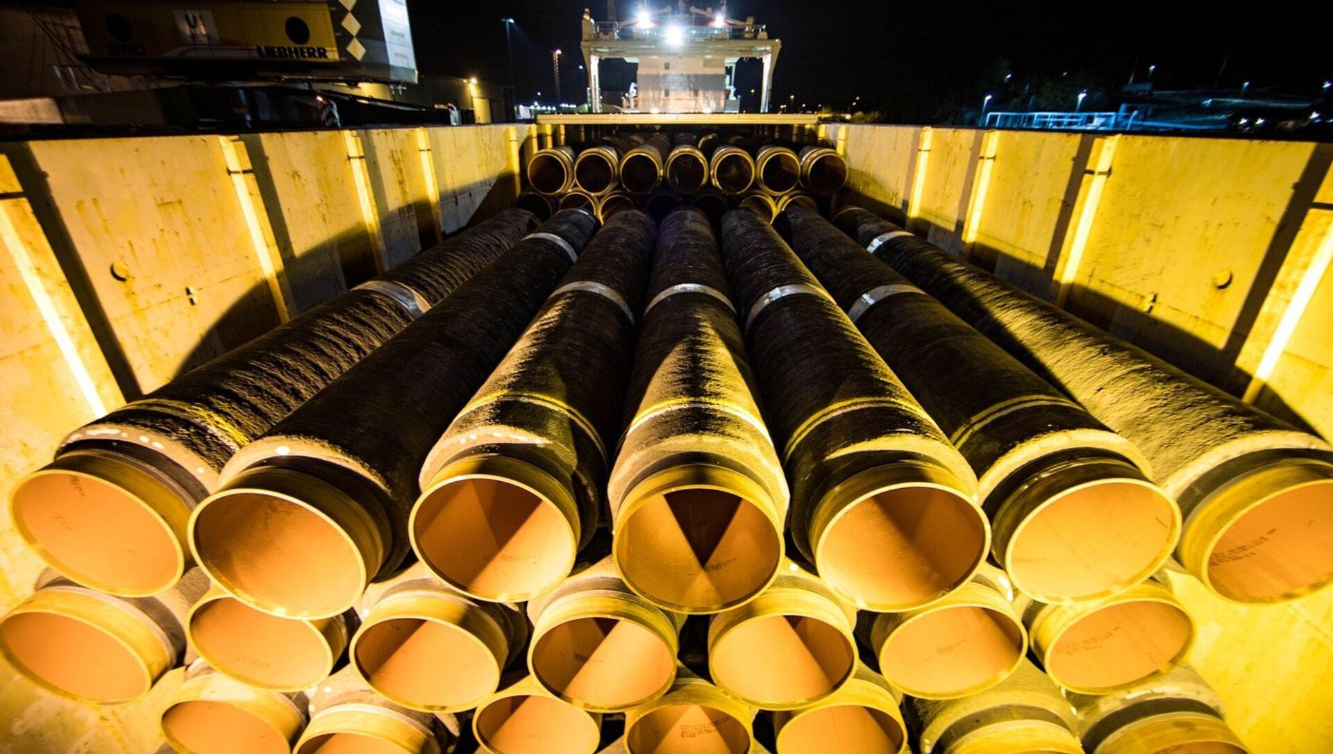 Nord Stream 2 - Sputnik France, 1920, 10.09.2021