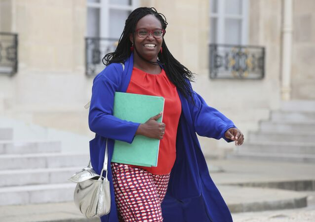 Sibeth Ndiaye (photo d'archives)