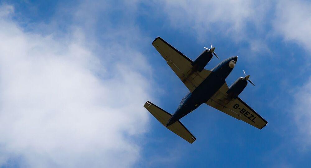 Un avion Piper (image d'illustration)