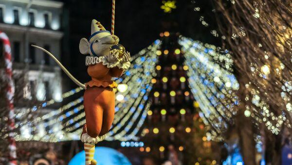 Marché de Noël  - Sputnik France