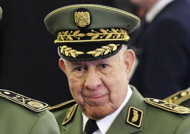 Le général major Saïd Chengrihan chef d'état-major par intérim de l'ANP