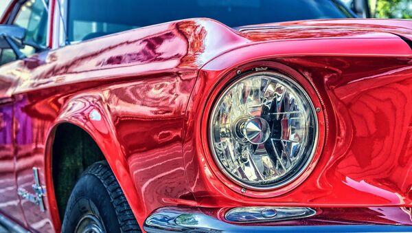 Une Mustang - Sputnik France