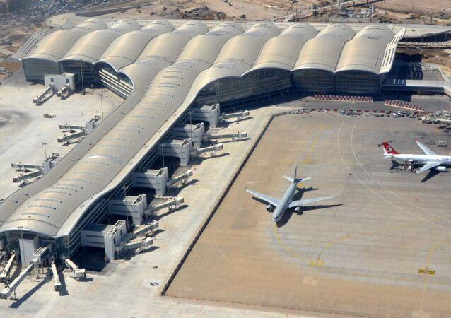 Aéroport d'Alger - Houari-Boumédiène, terminal ouest