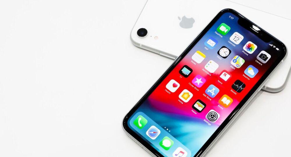 Un iPhone XR