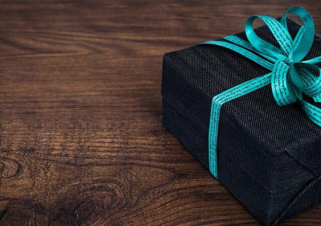 Cadeau, image d'illustration