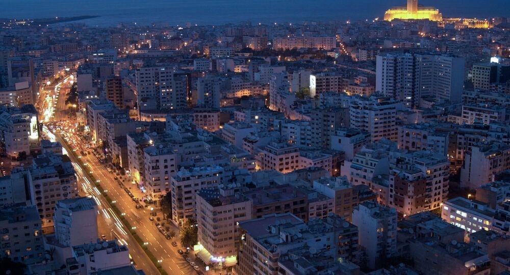 Casablanca Metropolis