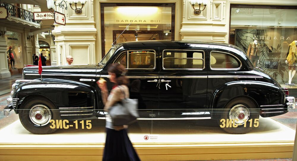 Une limousine ZIS-115 (archive photo)