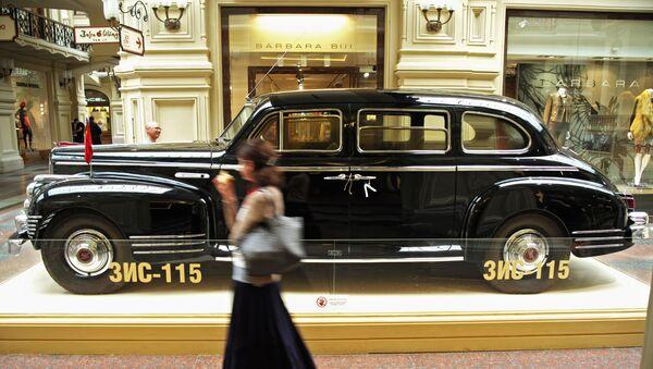 Une limousine ZIS-115 (archive photo) - Sputnik France