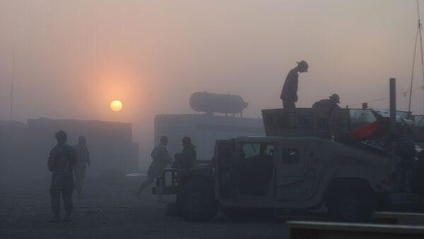 Des soldats américains en Irak - Sputnik France