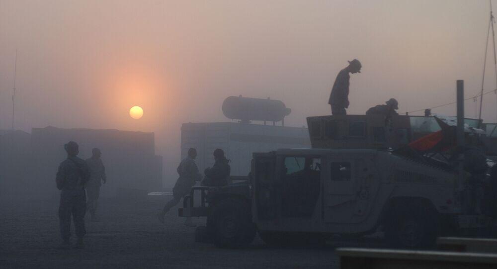 Des soldats américains en Irak, archives