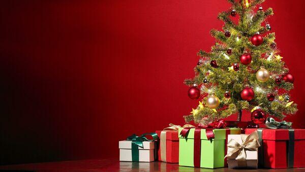 L'arbre de Noël - Sputnik France