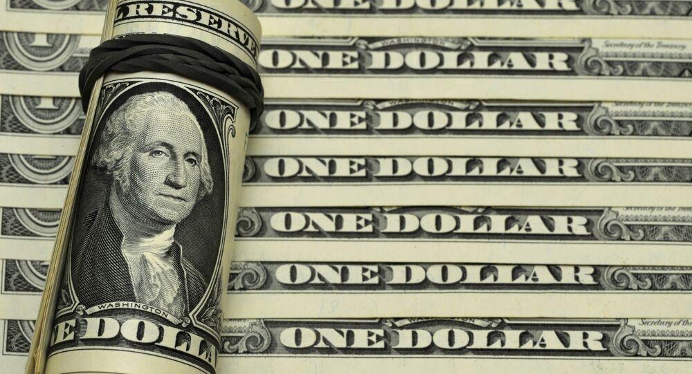 BIllets d'un dollar USA