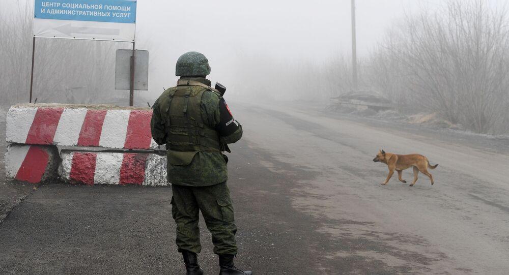 échange de prisonniers entre Kiev, Donetsk et Lougansk