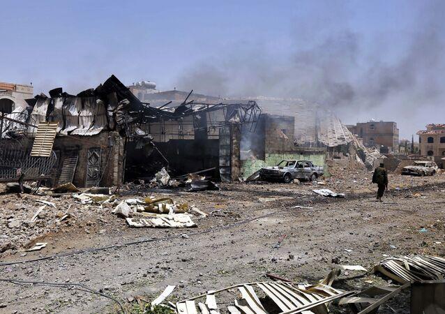 Situation au Yémen (photo d'archives)